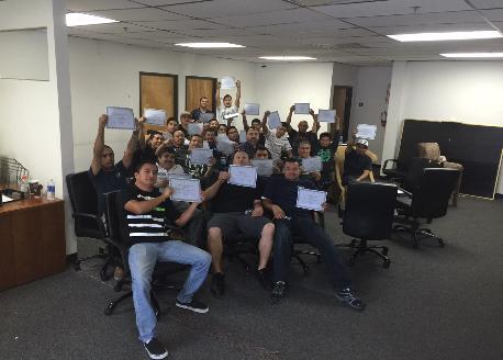 OSHA Training Las Vegas - Classes Today! Call Now